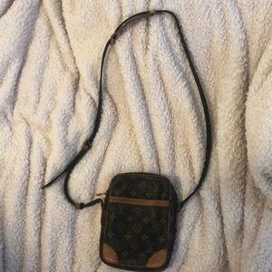 Authentic Louis Vuitton Amazon Crossbody Bag!!